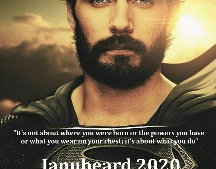 Janubeard 2020